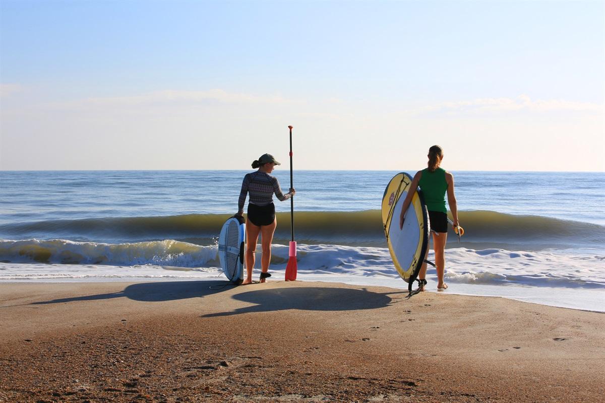 Paddleboard the Atlantic