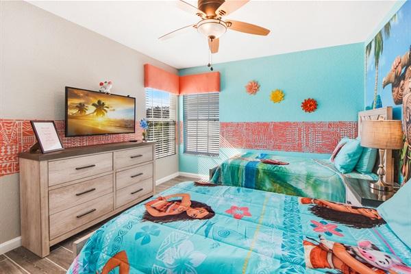 Tastefully Designed Themed Bedrooms