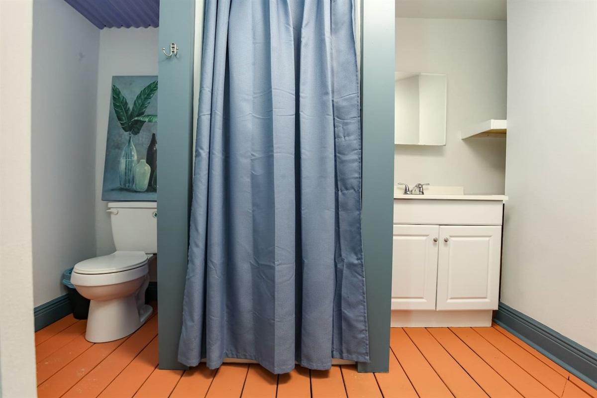 3rd Bathroom Downstairs