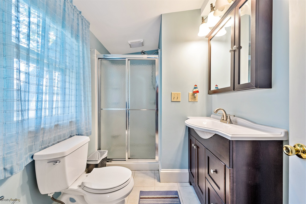 1st Floor Private Full Bath