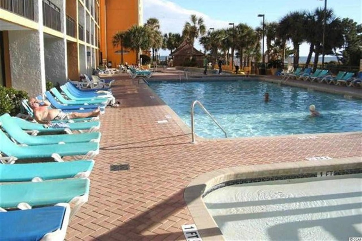Additional Oceanfront Outdoor Pool