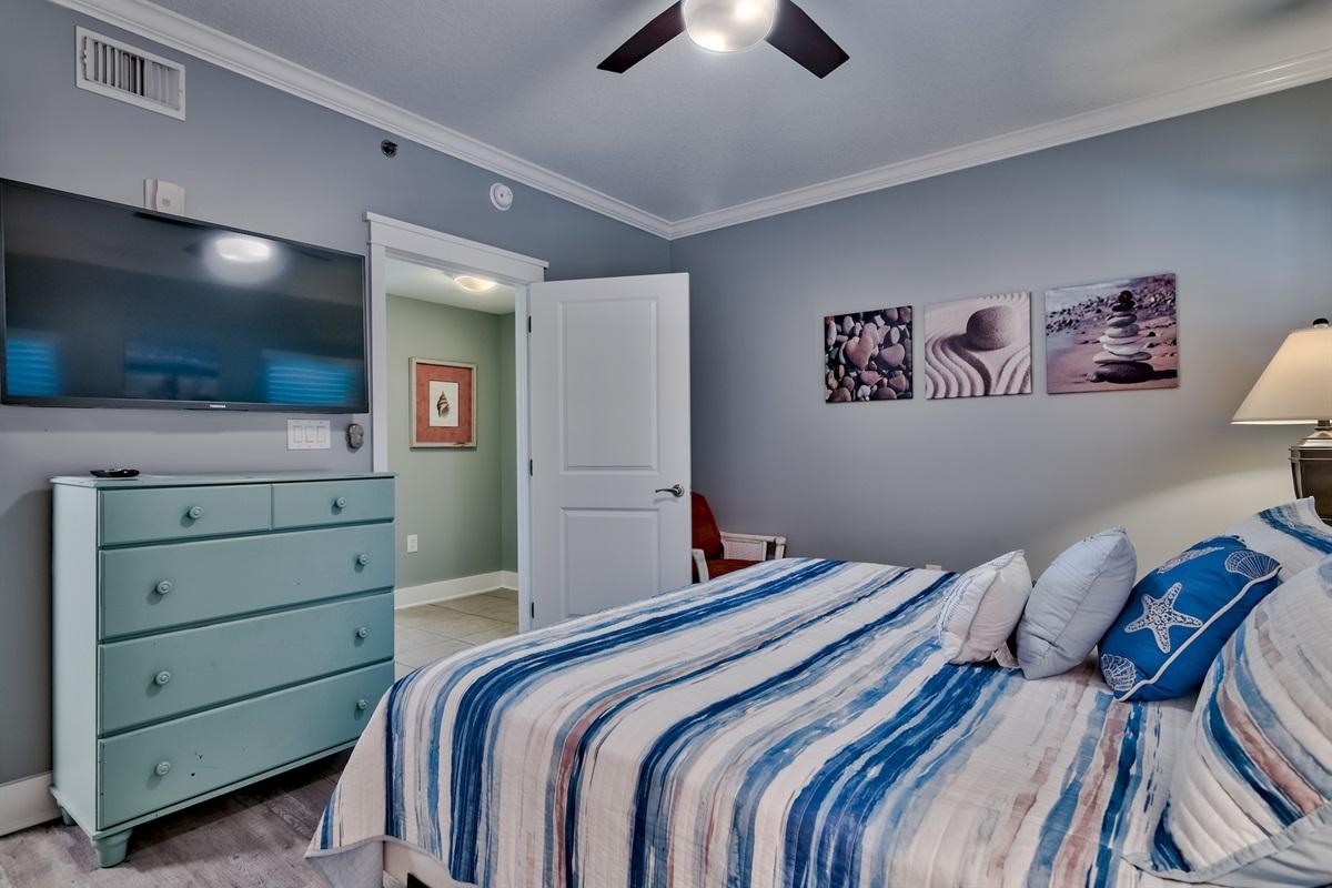 50 inch Bedroom TV also features Netflix