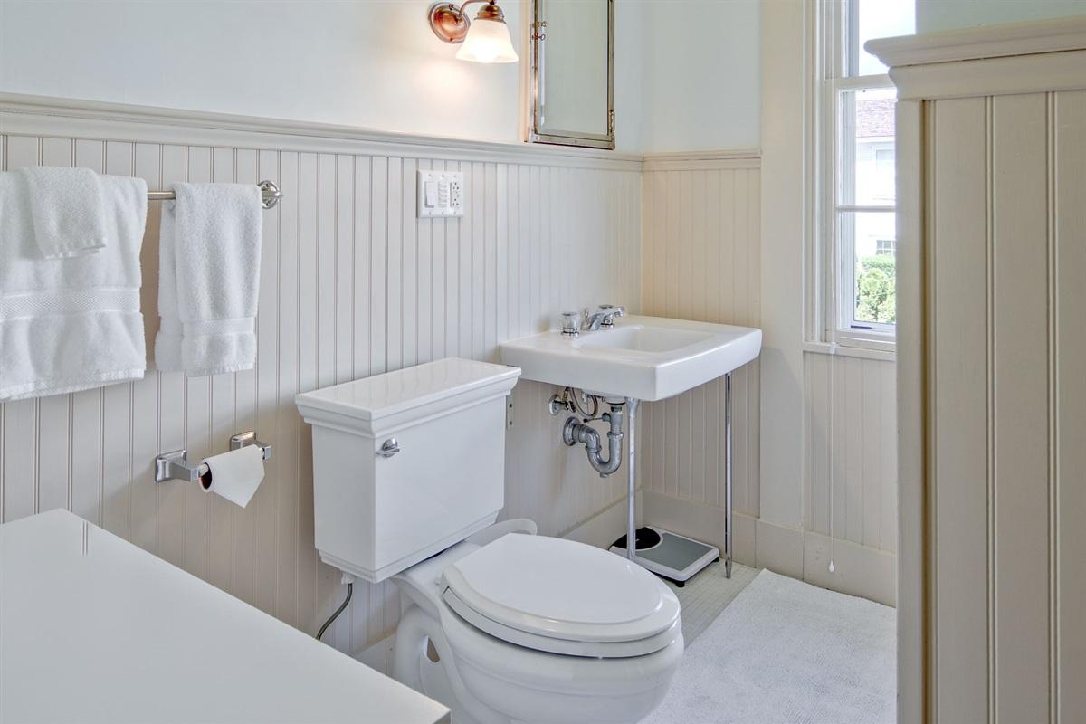 Bathroom #3 on 2nd Floor