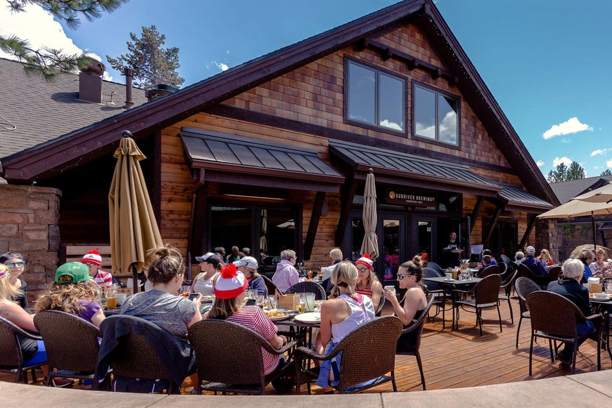 Sunriver Brewery in the Village