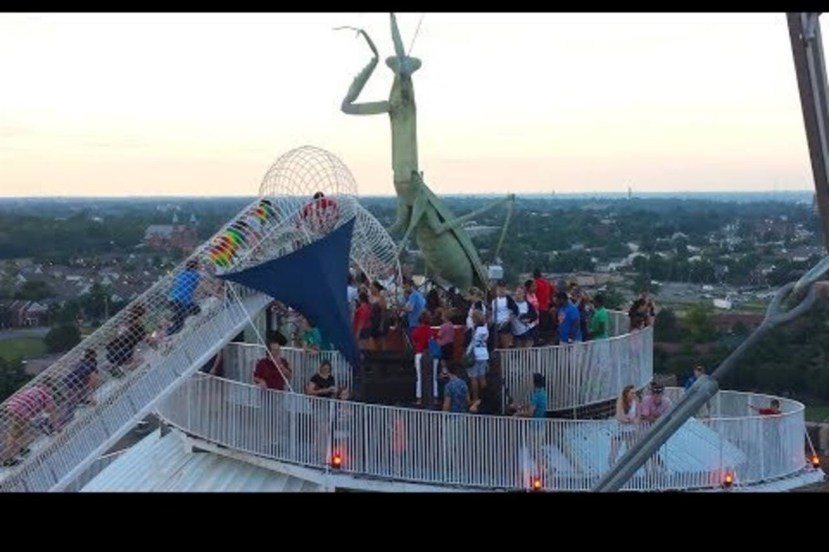 The City Museum is a must see.  Kids HAVE to go there.  Nothing like it - ever.