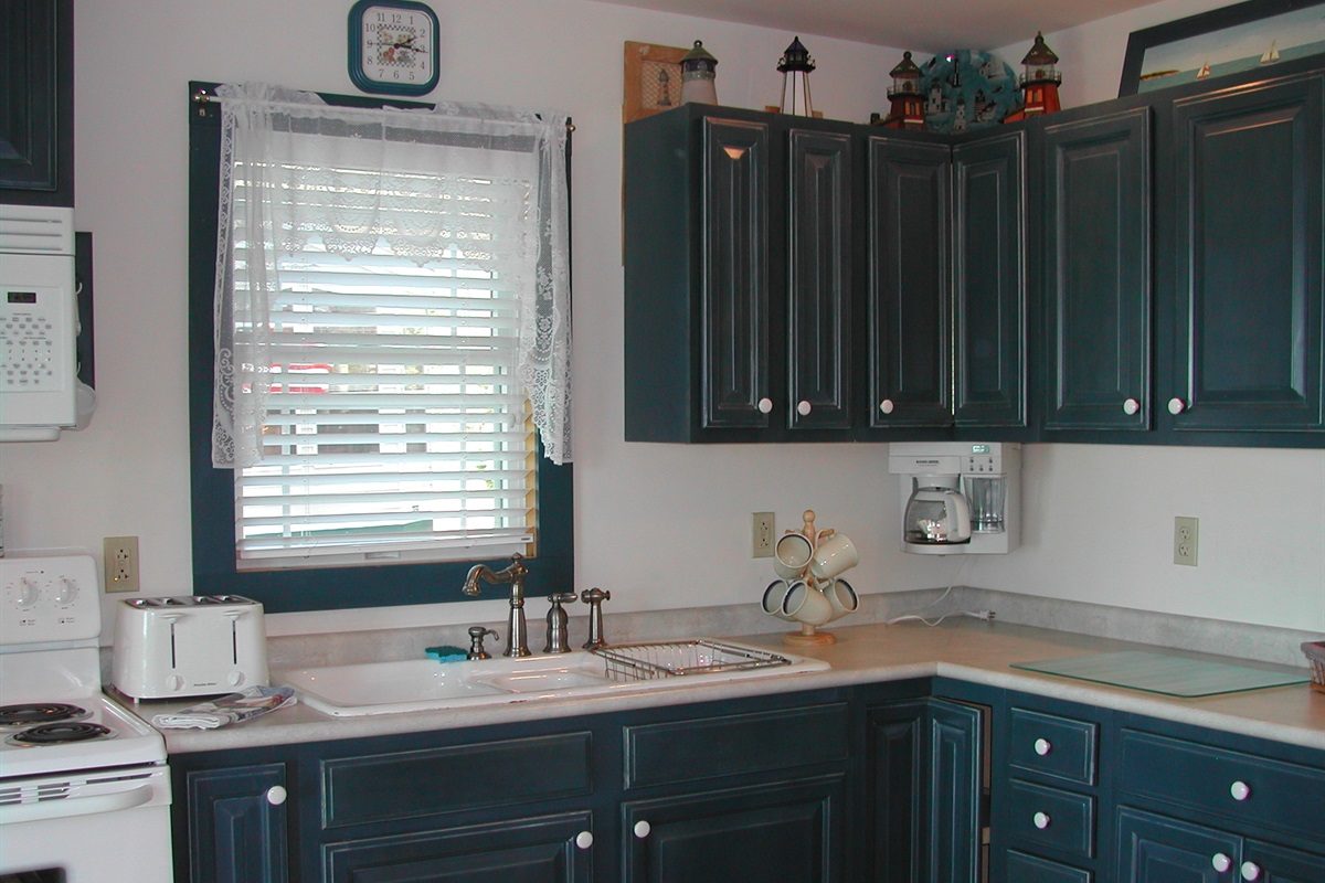 Awesome View Kitchen