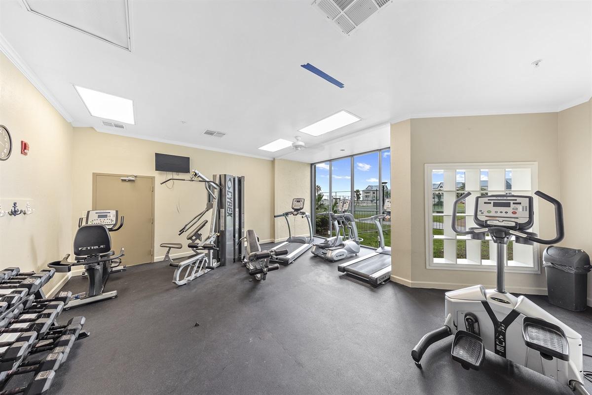 Fitness Center on Property