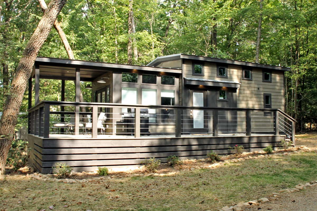 Tiny Home Side View