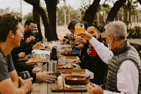 Enjoy incredible breweries, distilleries and wineries, all within a few miles of our home