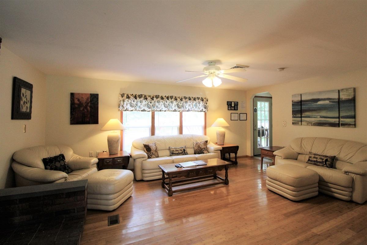 Living Room - spacious one-level home