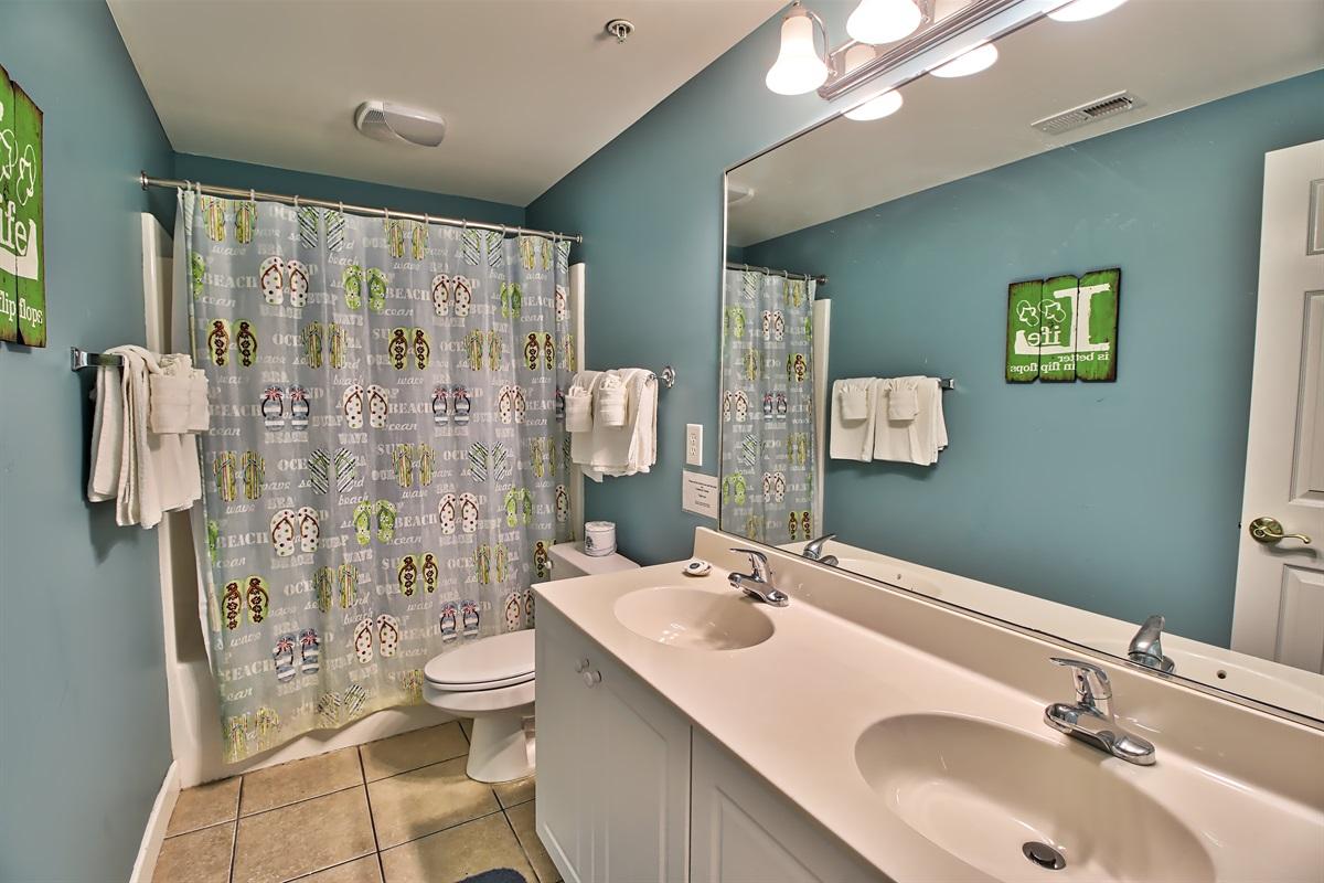 2nd floor 3rd bathroom