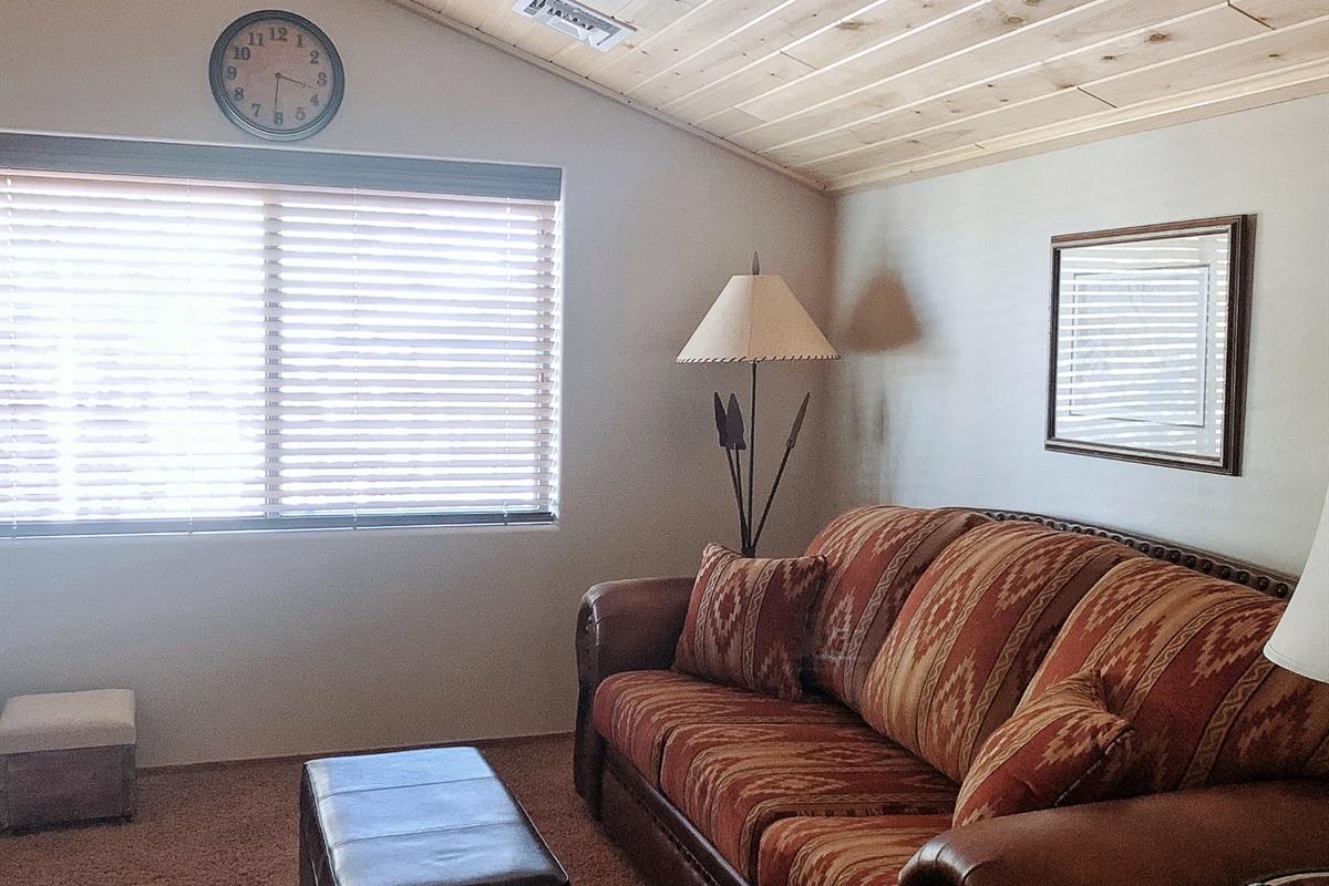 loft and sleeper sofa