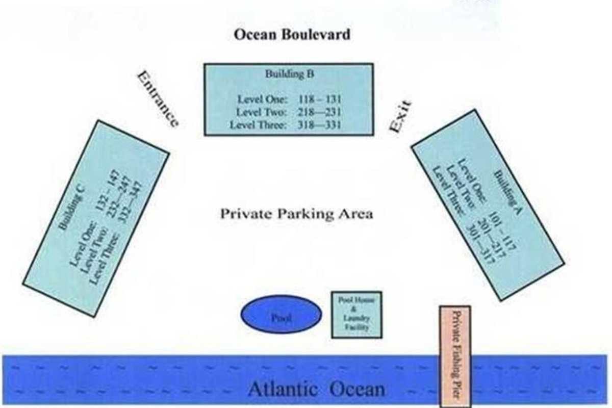 This condo is locate in A building next to the Isle of Palms County Park