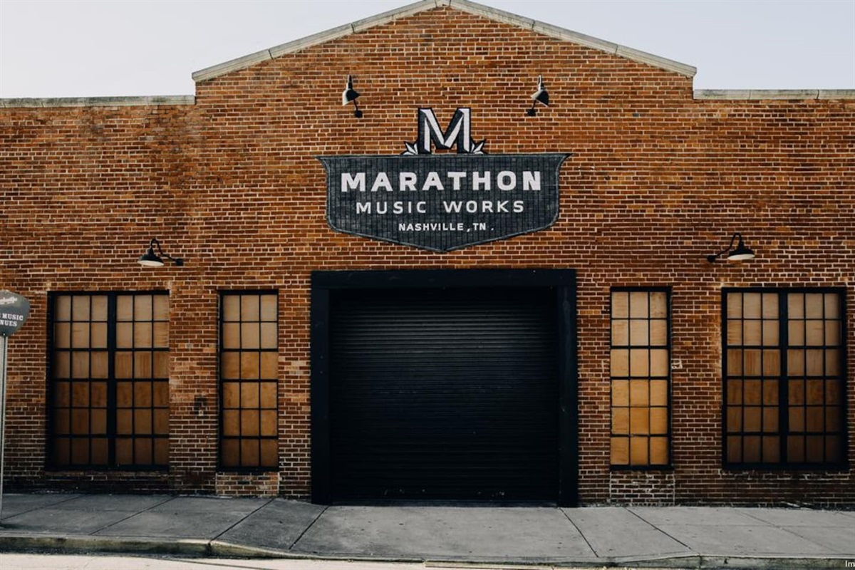 Less than a mile from Marathon Music Works!