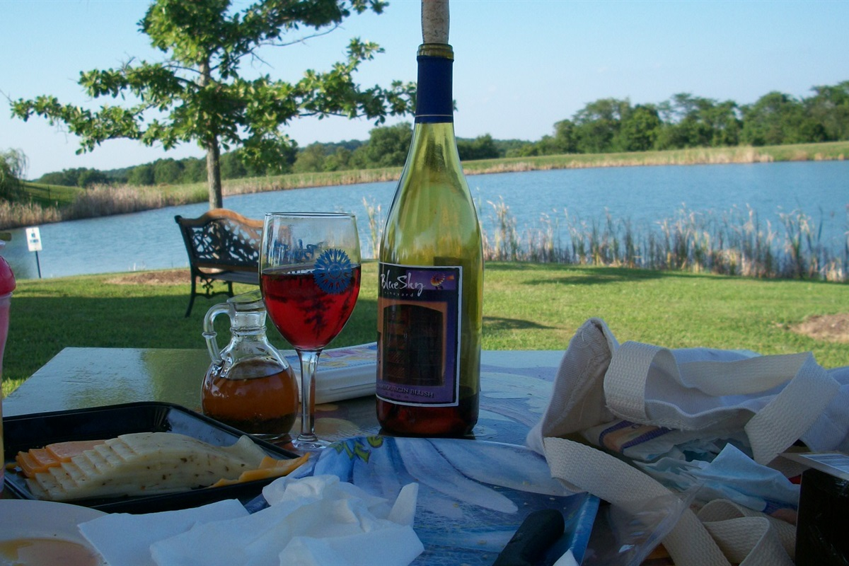5 wineries within 20 minute drive