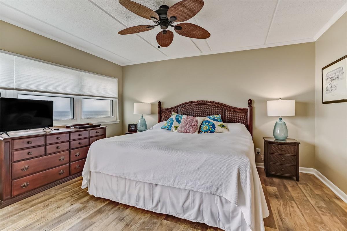 Master Bedroom - Oceanfront