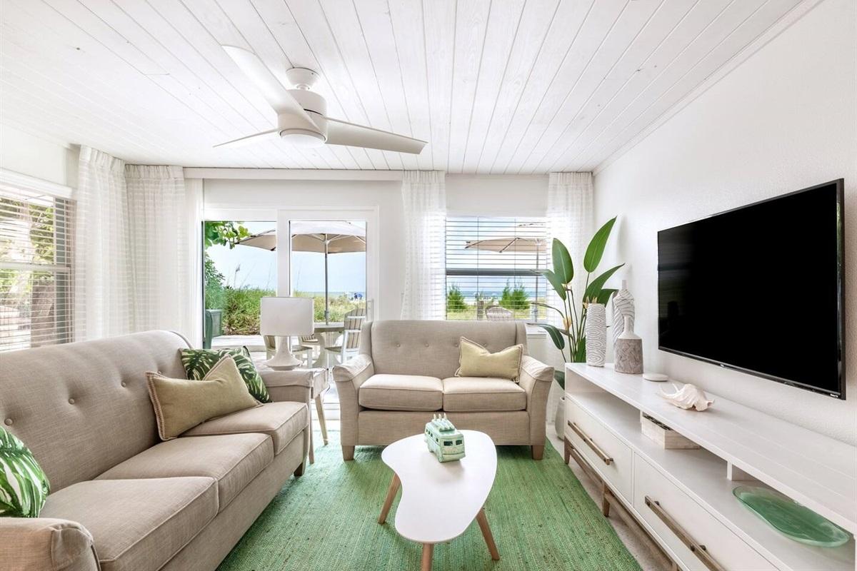 Enjoy gorgeous Gulf water views at Sailfish Gulf Suites
