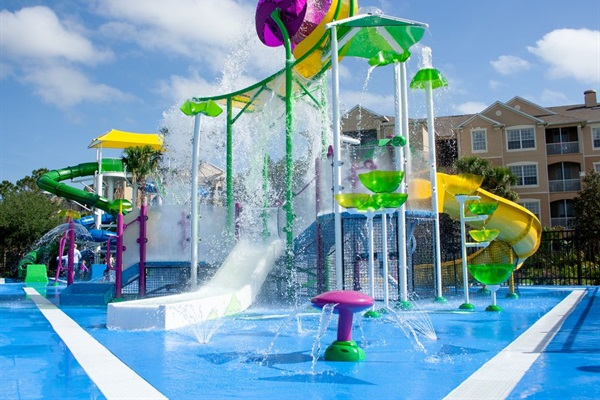 Windsor Hills Waterpark.  Included with your stay.