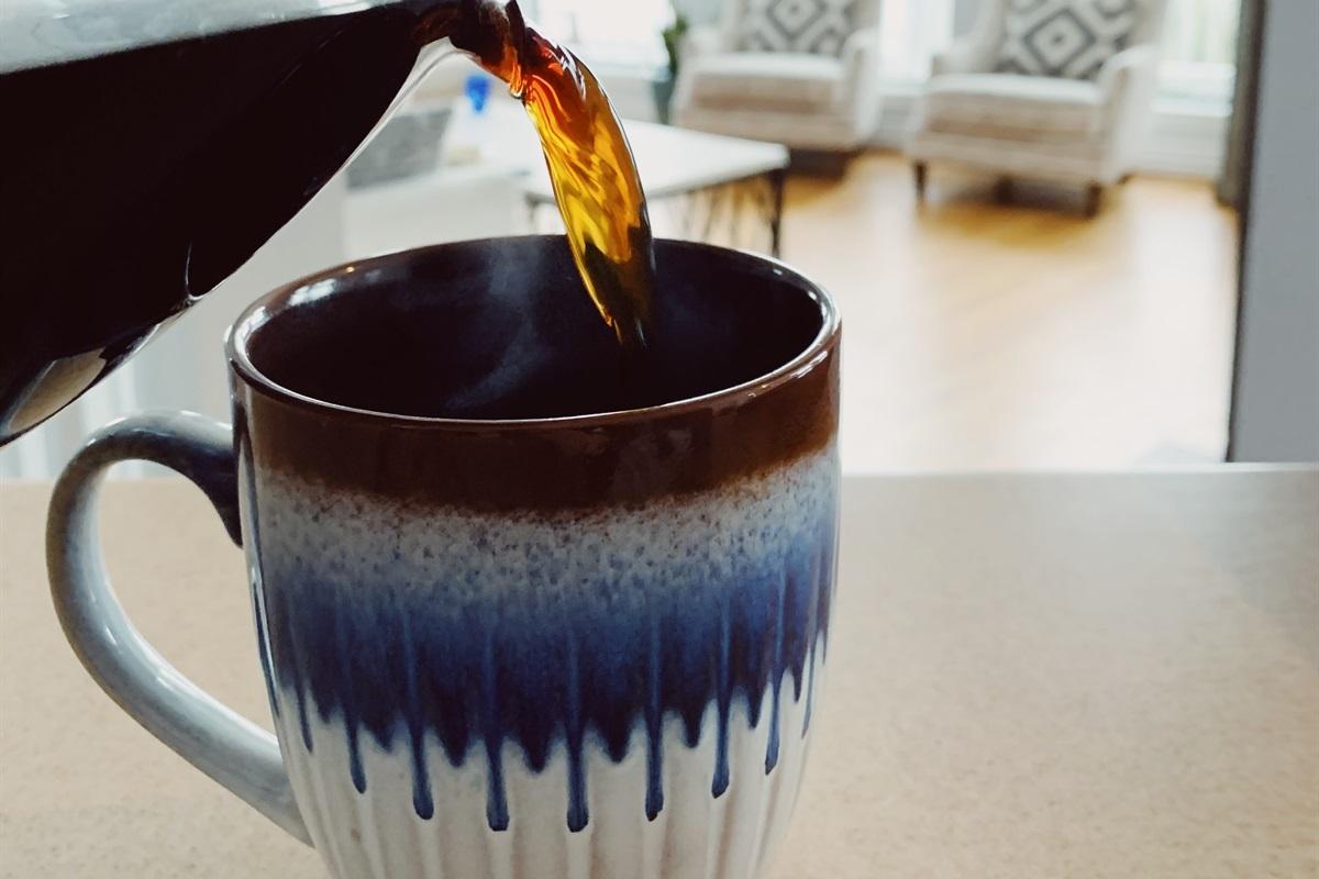 Keurig and drip coffee makers. @ericaexploresamerica