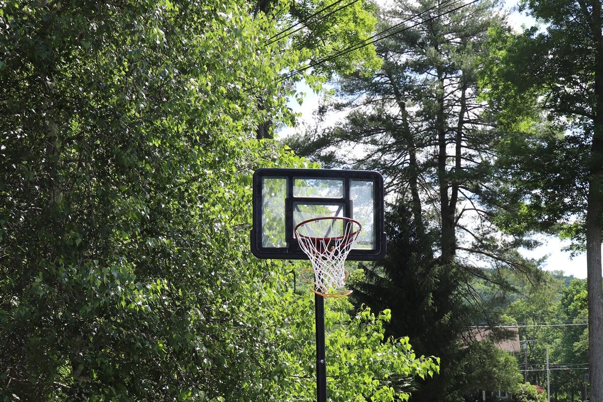 Baseketball Hoop