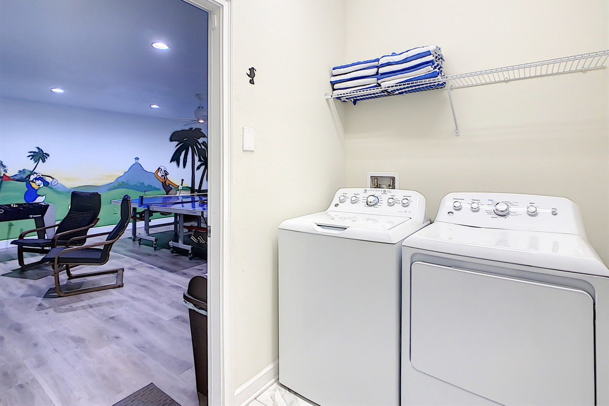 Laundry Room-FREE To Use