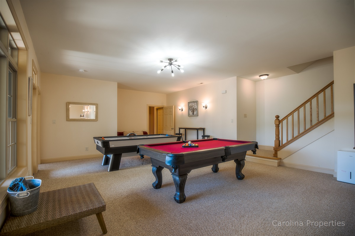 Additional view of game room