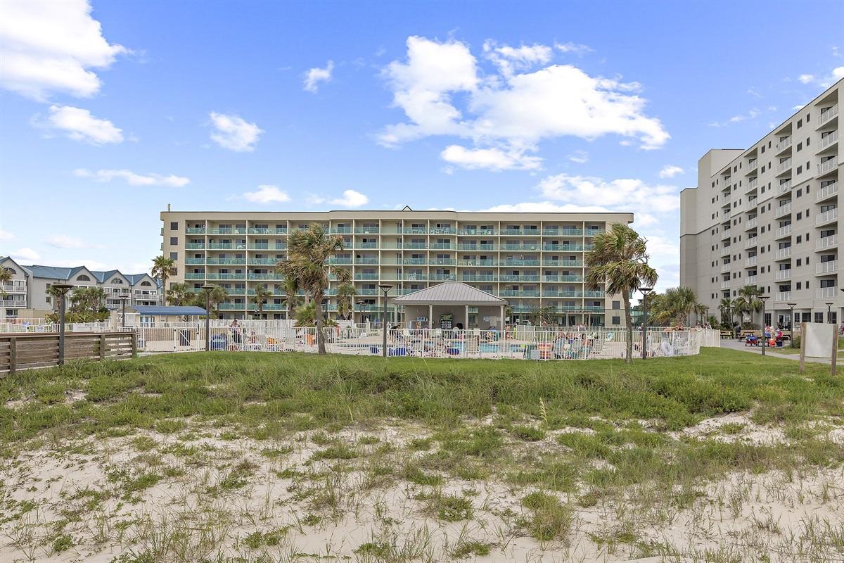 View of Condominiums