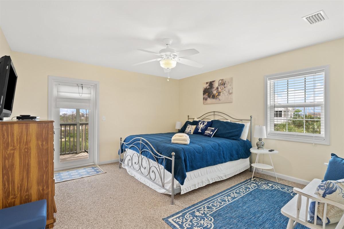 Master Bedroom (3rd Level)