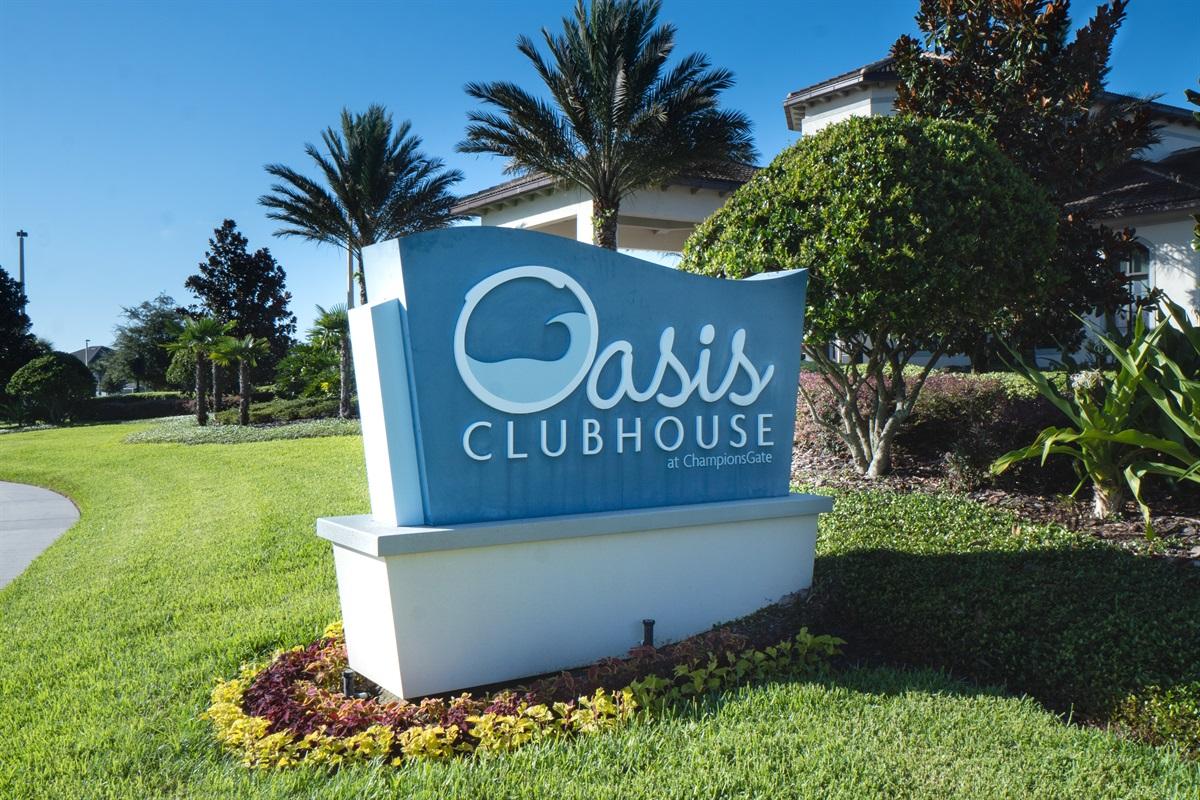 On Property Pool & Resort Club Amenities