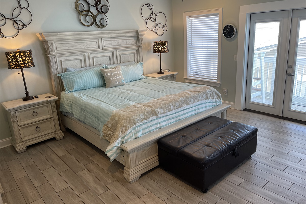 Spacious and luxurious