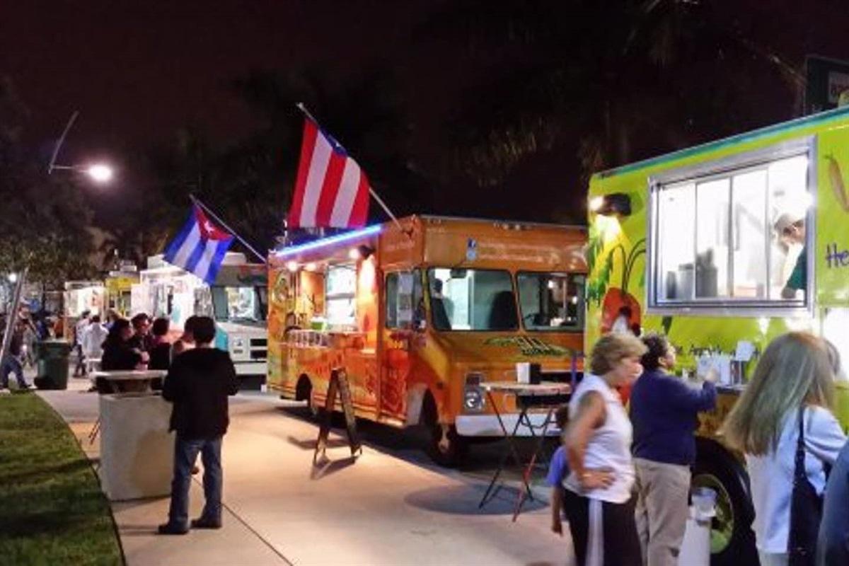 Food truck invasion!