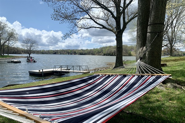 Let's get relaxed. - New Hammock