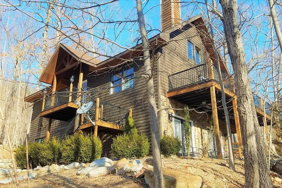 The Blue Pine Lodge