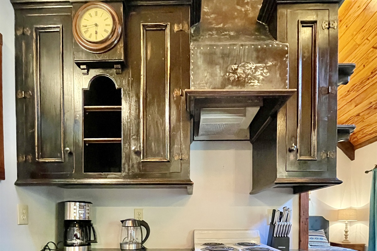 The Cottage Custom cabinetry