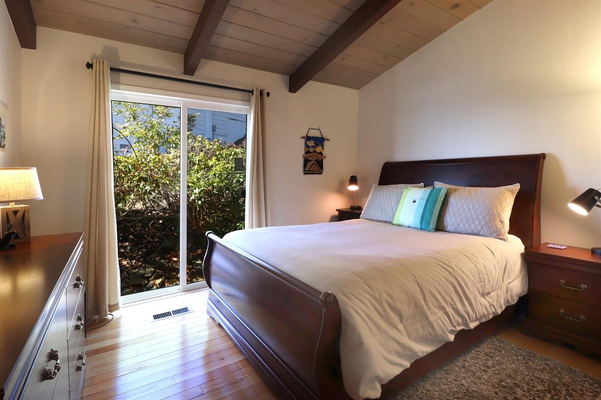 River Seascape Guest Bedroom