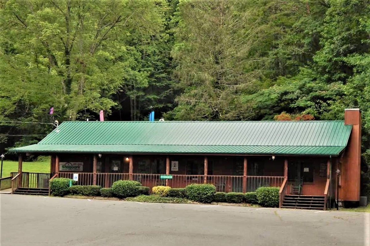 Club House can be rented for events