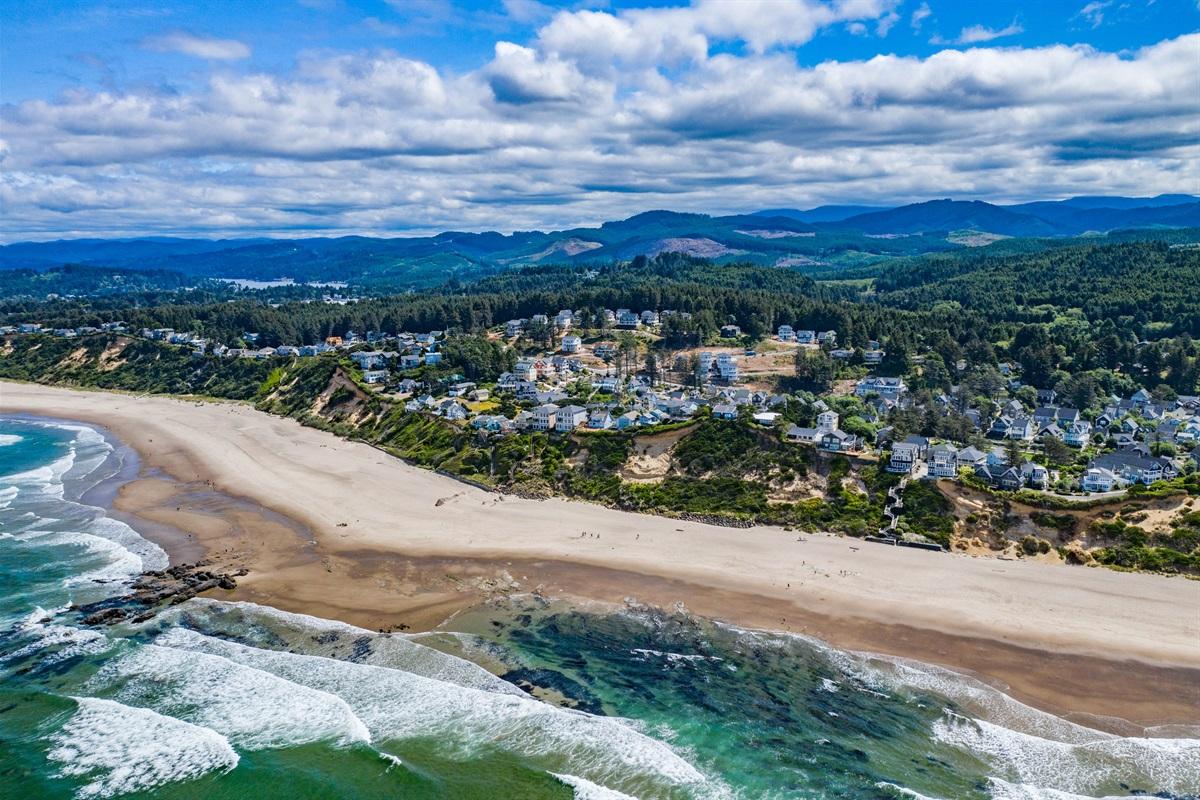 Olivia Beach community is an Oregon Coast gem.