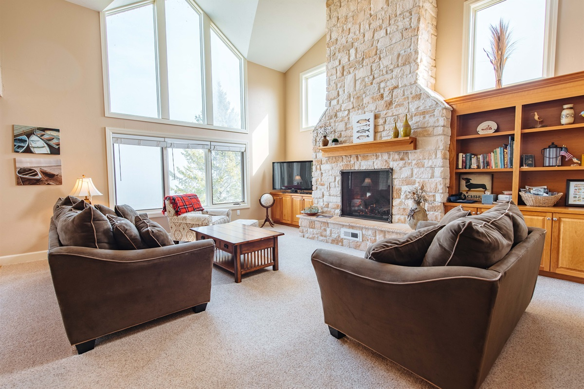 Comfortable Great Room