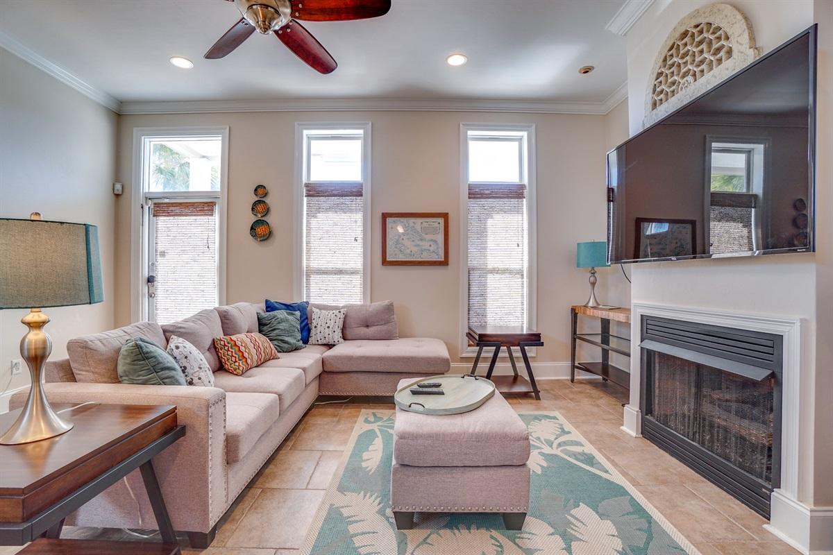 brand new living room for 2021