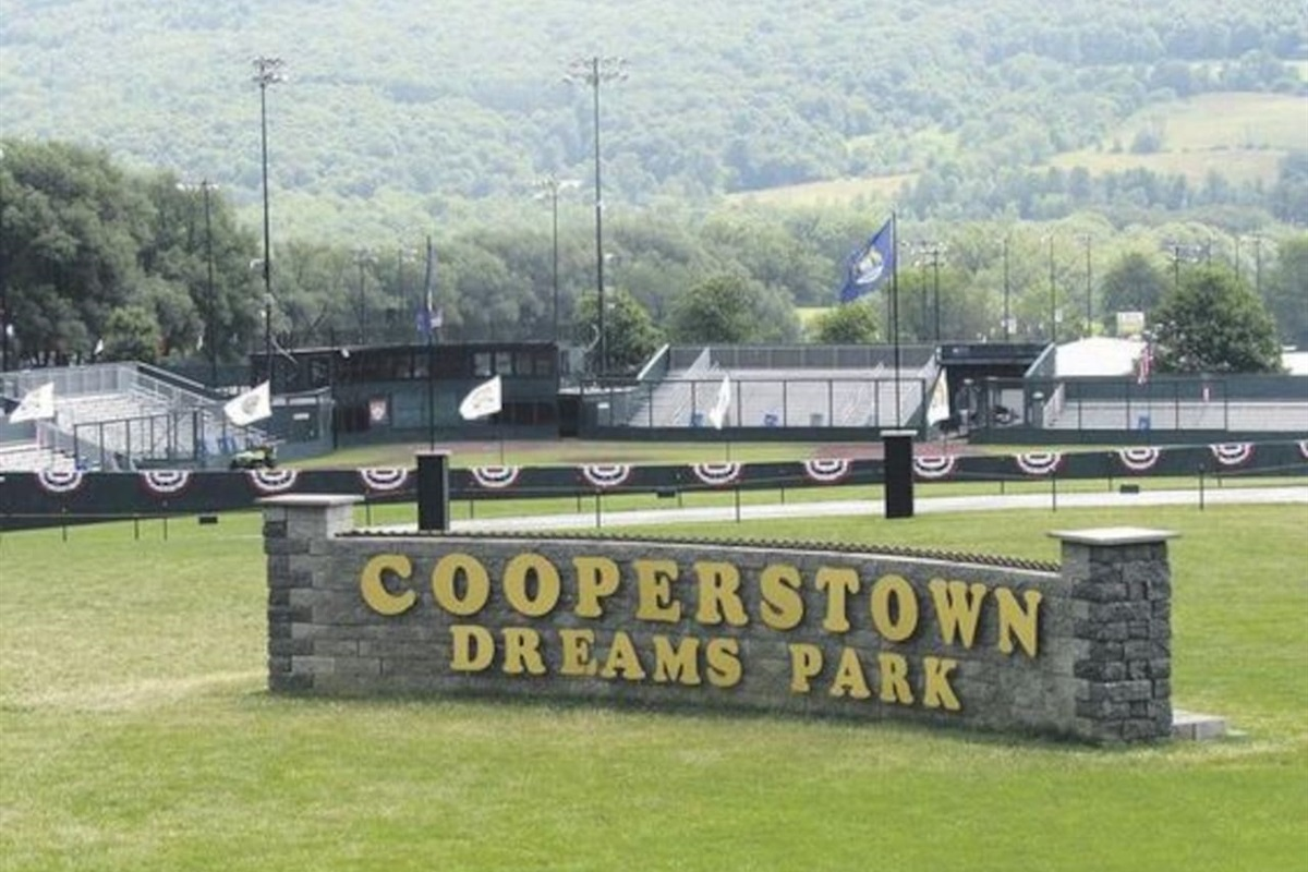 19 miles to Cooperstown Dreams Park