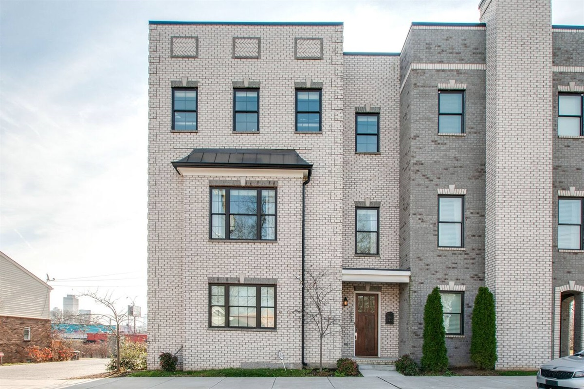 4-story townhome