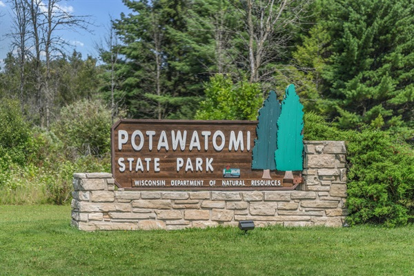 One of the finest state parks in Door County is just 15 minutes from your doorstep.