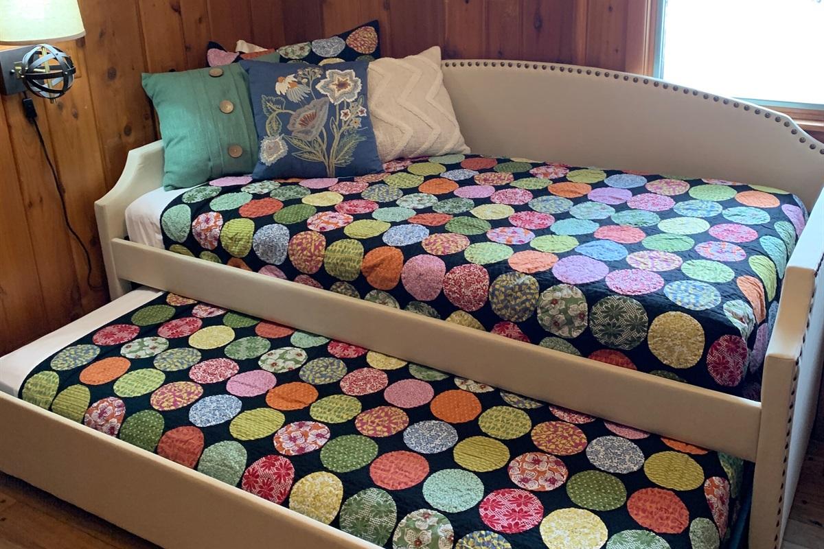 Bedroom #3 Sleeps 2!