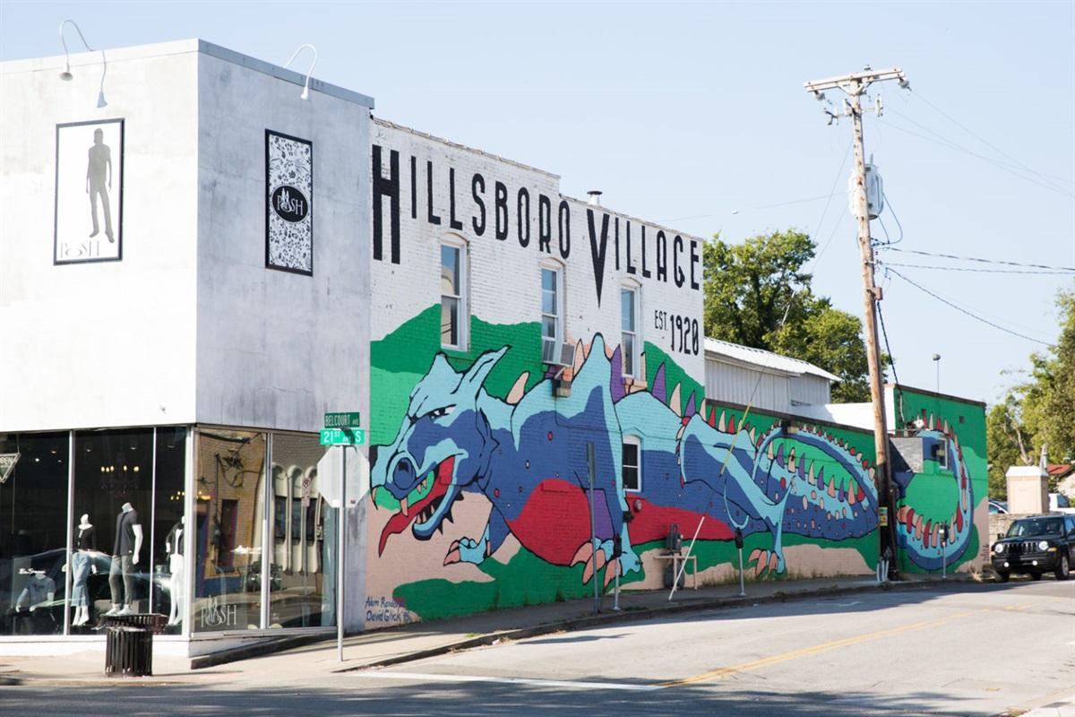 Walking distance to Hillsboro Village!