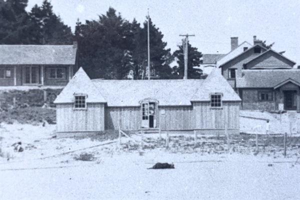 1920s-1930s BATH HOUSE