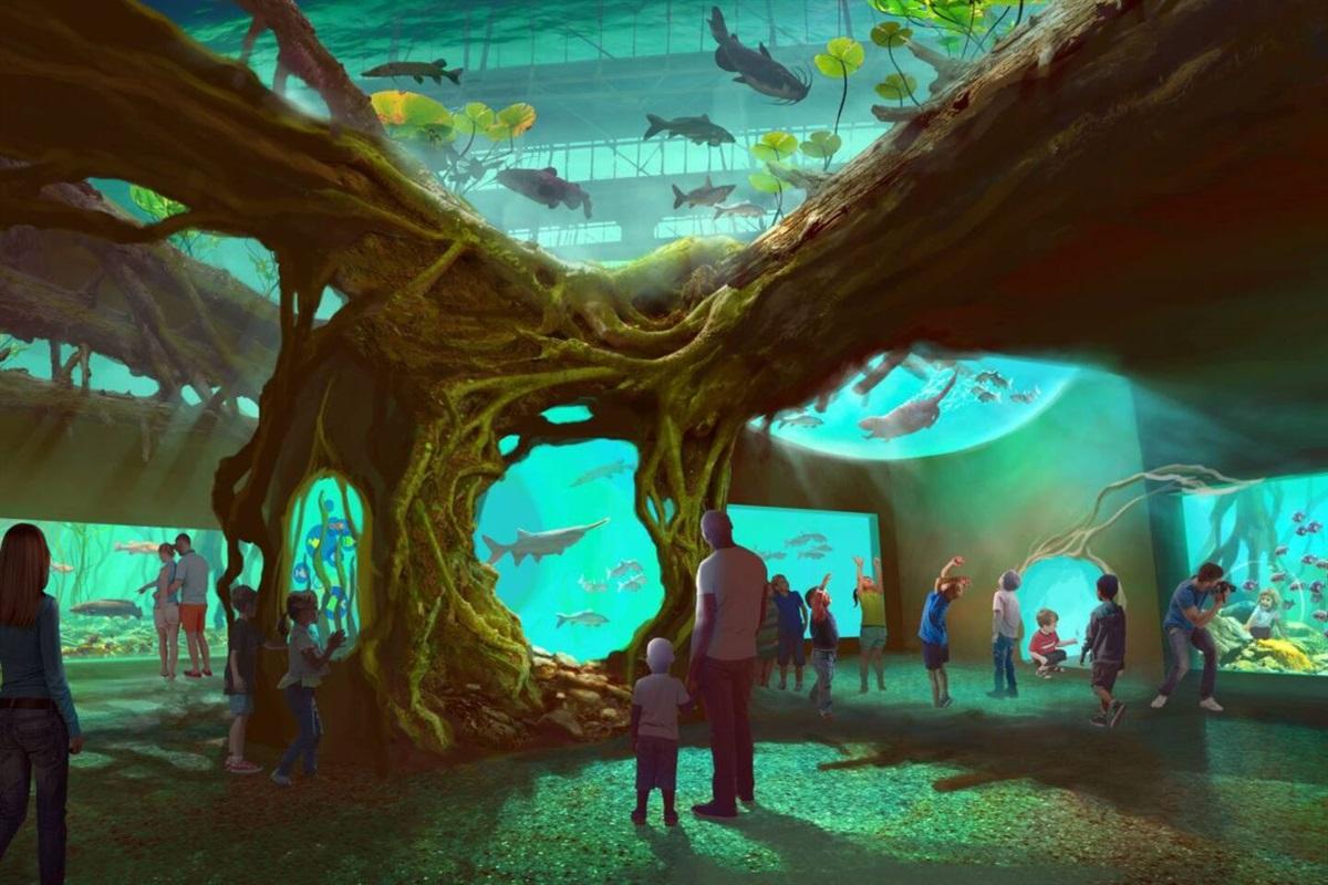 The Aquarium is one of the best.
