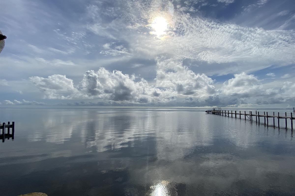 Gorgeous view of St. Joe Bay
