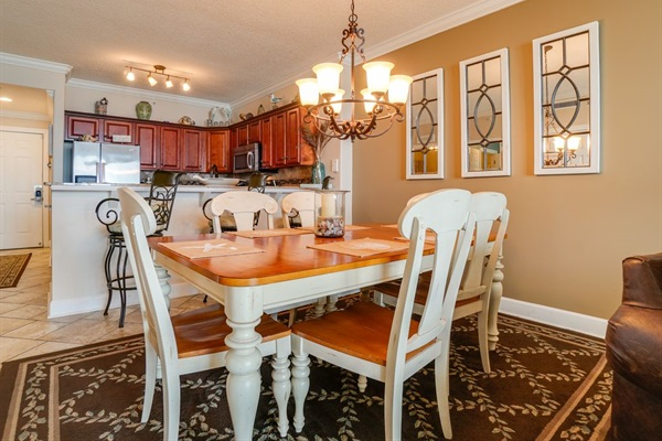 Home Style Dining Table!