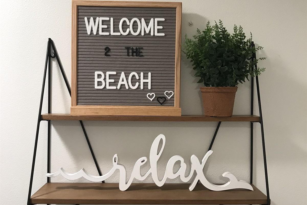 Welcome 2 the Beach!