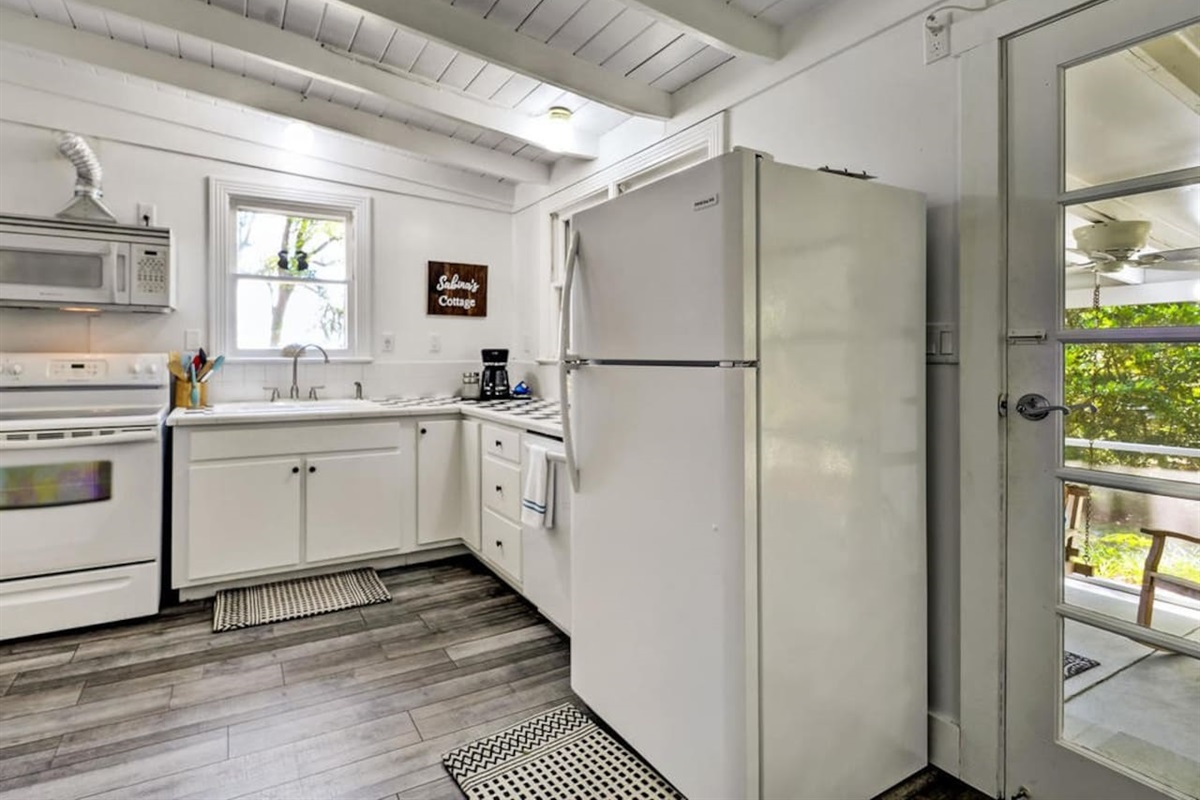 Fully-Equipped Kitchen with Drip Coffeemaker
